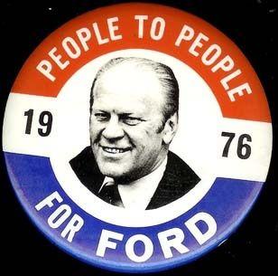 Gerald R Ford Republican Democrat