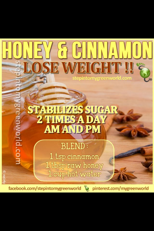 Lose Weight with Cinnamon and