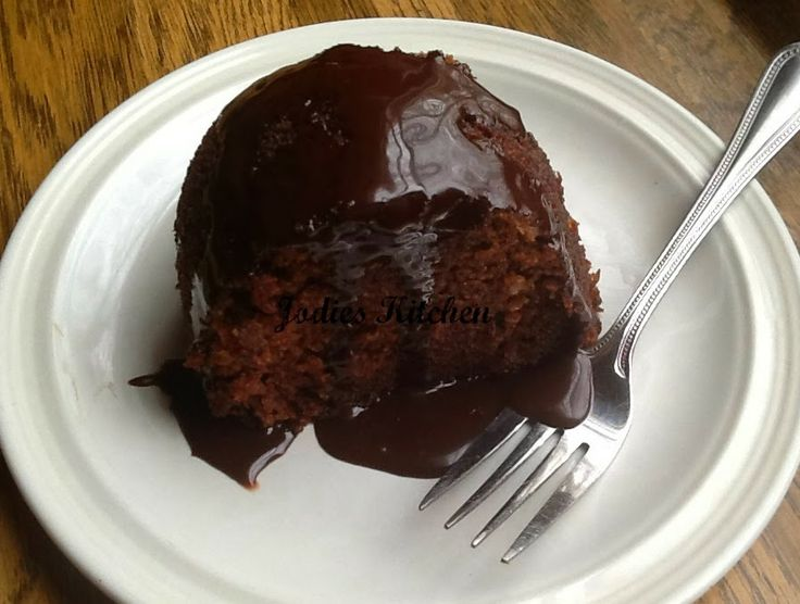 Jodies Kitchen: German Chocolate Inside Out Cake