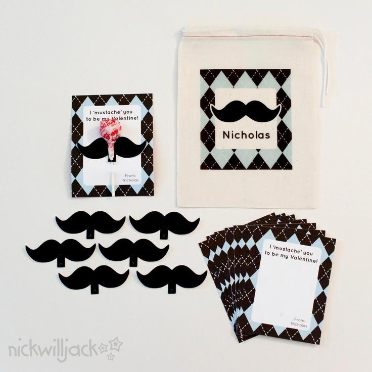 valentine card kits