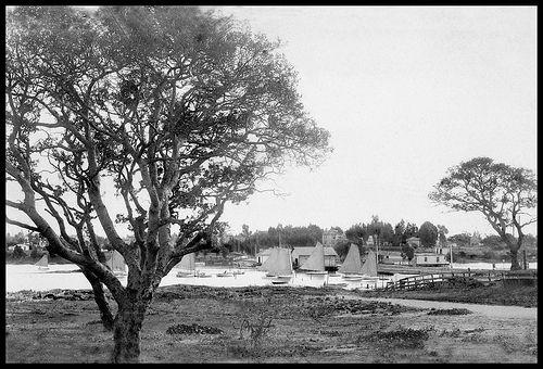 Lake Merritt c1880