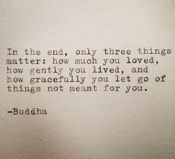 Citation pour l'âme et l'esprit: Buddha