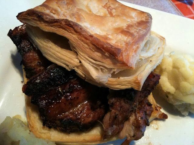 Spicy Crispy Belly Pork in Puff Pastry | Old English Recipes Like Mot ...