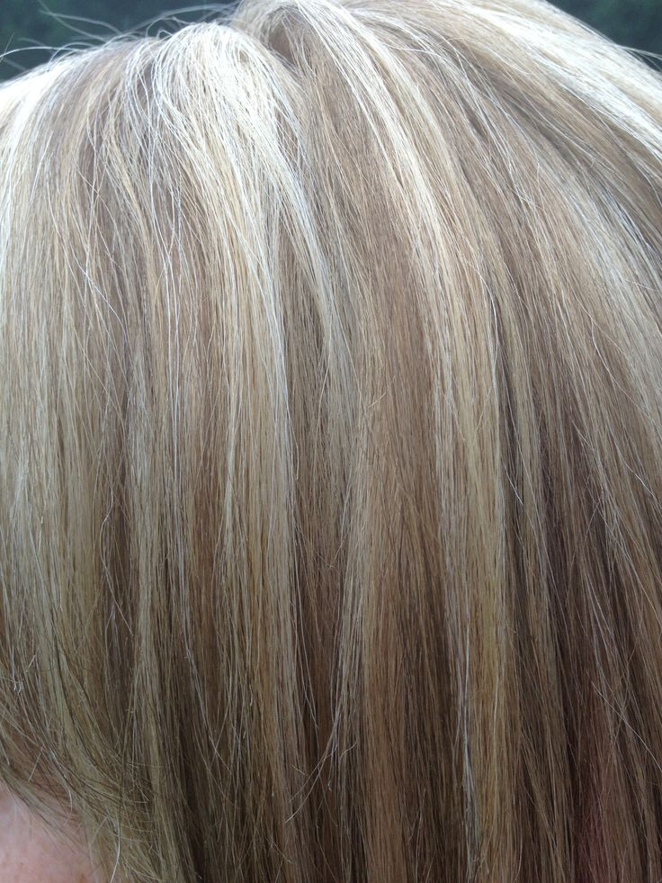 blondes foils hair   Hairstyles   Pinterest