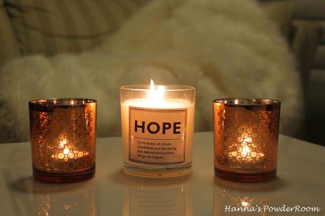 Candles  Hanna's PowderRoom Blog