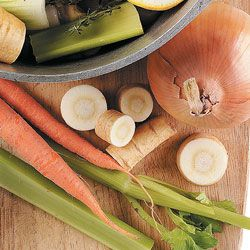 Vegetable Stock: Diabetes Forecast Magazine