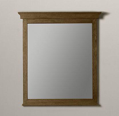 Mirrors Restoration Hardware New Bathroom Pinterest