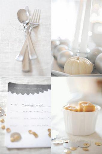 Una Celebración Diferente - White Halloween - Fácil y Sencillo | Fácil y Sencillo