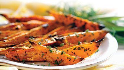 Savory Sweet Potatoes | mmmmm GOOD | Pinterest