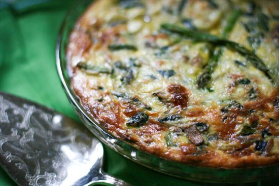 ... like this: quiche recipes , asparagus quiche and vegetable quiche