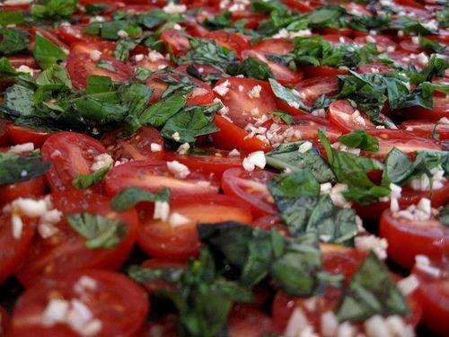 slow-roasted tomatoes | Fooood///Dranks | Pinterest