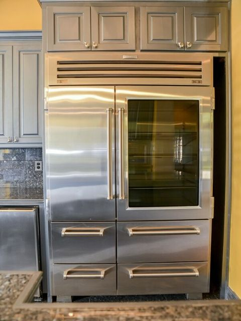 commercial refrigerator glass door kitchen stuff pinterest