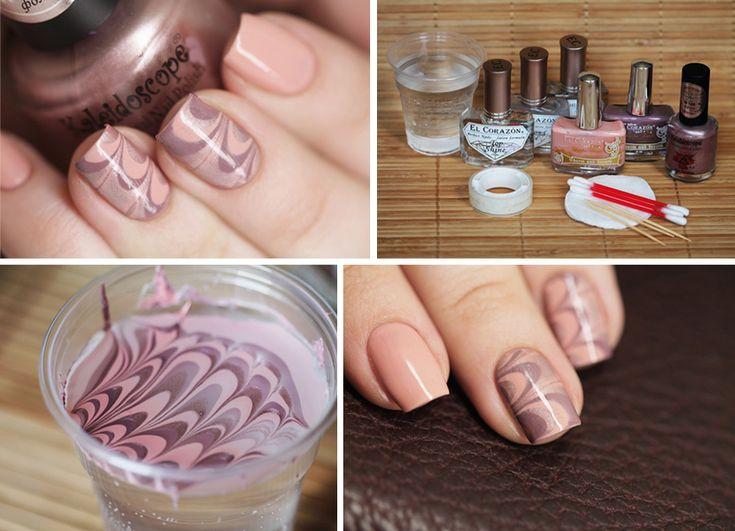 Накрасить ногти в домашних условиях пошагово 957