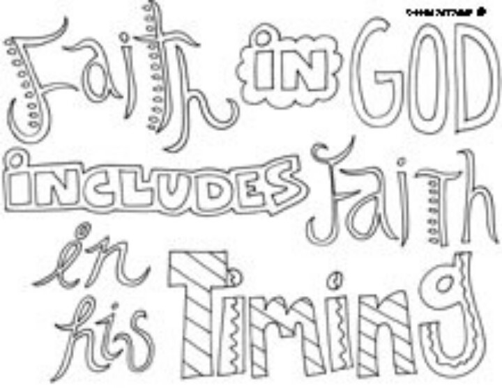 Follow Jesus Christ Coloring Page