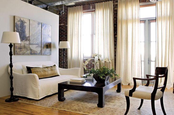 Sheer curtains -Simple, but elegant, nice!