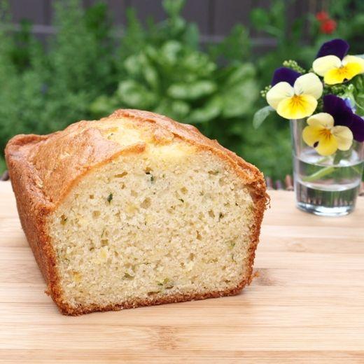 Lemon Zucchini Pineapple Bread | Pinterest in Action - recipes I've m ...