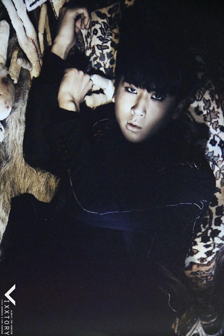 RAVI      VIXX    Voodoo Doll AlbumVixx Voodoo Album Cover