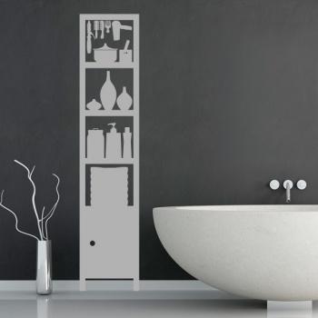 mobilier sans espace illusion + optique Pinterest