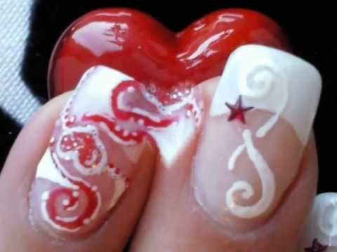 valentine nail day games