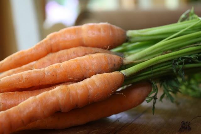 Oven Baked Carrot Fries #carrot #dinner #sidedish