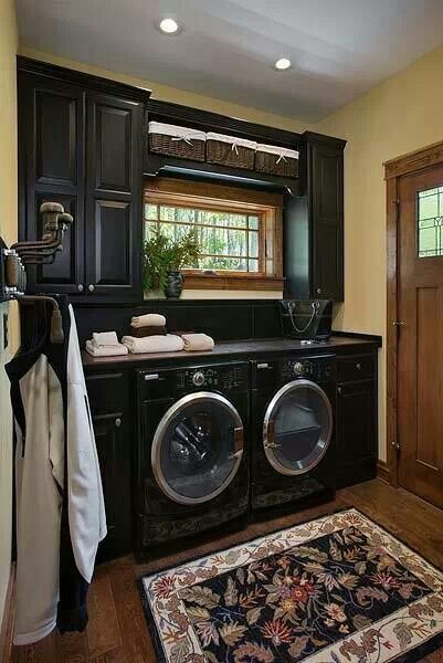 perfect laundry room for the home pinterest