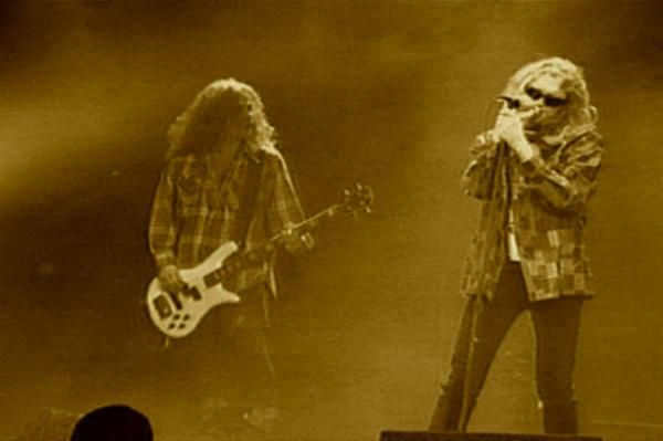 Mike Starr & Layne Staley | Mike Starr Layne Staley AIC ...