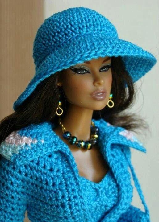 Crochet for Barbie Barbie & Dolls Pinterest