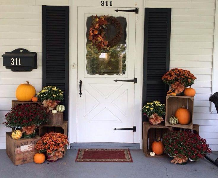 Fall Decor Home Ideas Pinterest