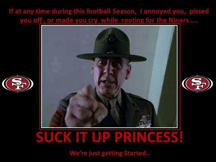 San francisco 49ers suck websites