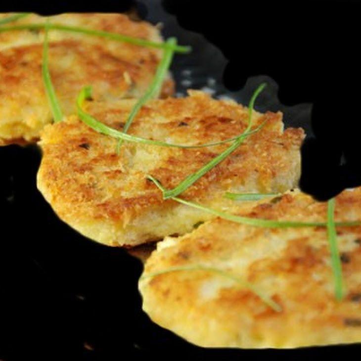 Butternut Squash Polenta Cakes | Recipes | Pinterest