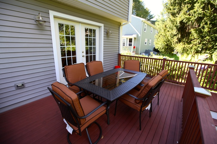 Nice Backyard Decks : Great backyard deck  Decks & Patios  Pinterest