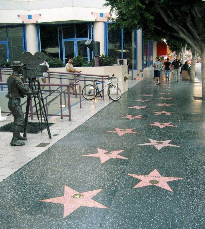 Hollywood And All That: Hollywood Blvd - Los Angeles, California