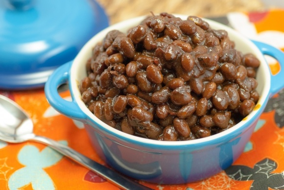 Maple Baked Beans   The Vegan Cookbook Aficionado