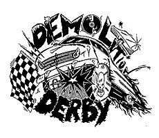 Demolition Derby, Germany | R.I.P. - Lost Record Labels | Pinterest