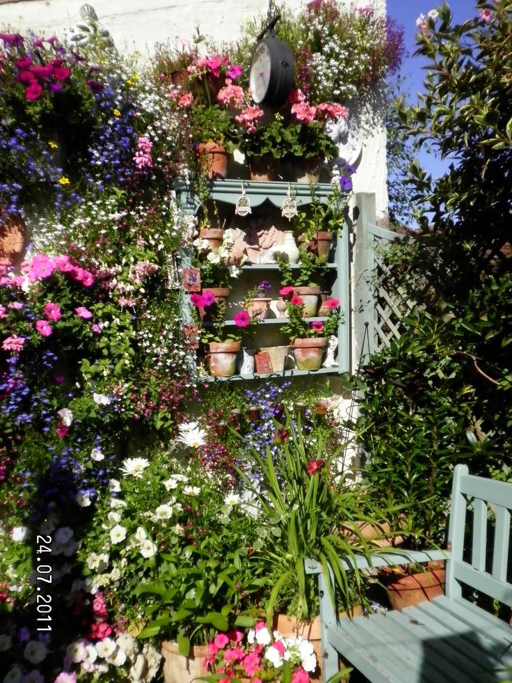 Beautiful Victorian cottage garden Garden Envy Pinterest