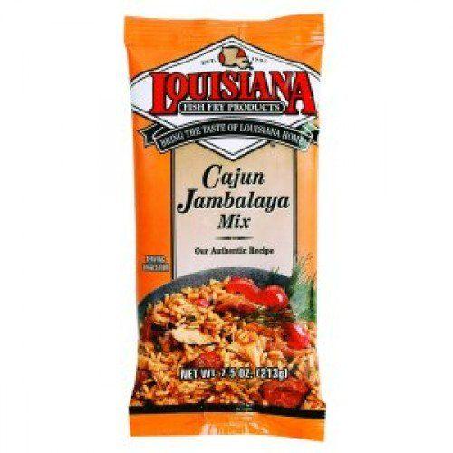 Louisiana fish fry jambalaya mix seafood pinterest for Fish fry mix