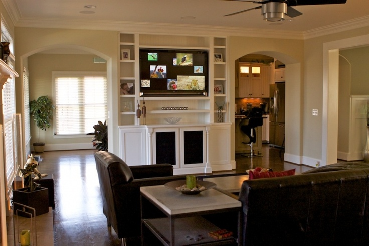 living room built in cabinets living area pinterest