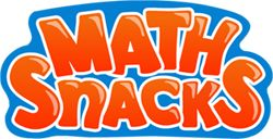 Math Snacks are short animations and mini-games designed to present mathematics in a very different way. In fact, we hope these snacks don't look like traditional math at all. Math Snacks give students, especially those who don't particularly like math, another way to look at math concepts.