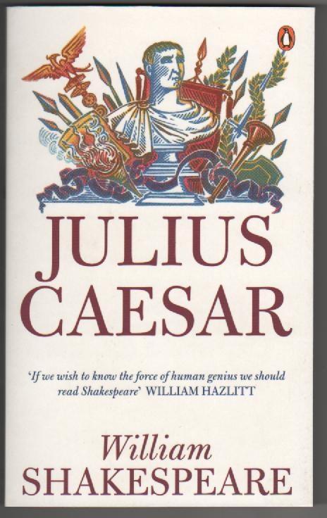 shakespeares methods of suspense used in the play julius caesar