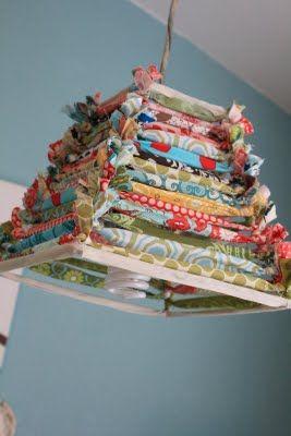 Easy fabric nursery ideas
