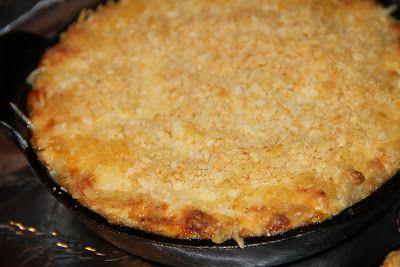 Deep South Dish: Cheesy Warm Vidalia Onion Dip