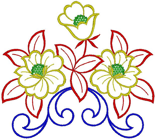 Free embroidery pes designs video search engine at