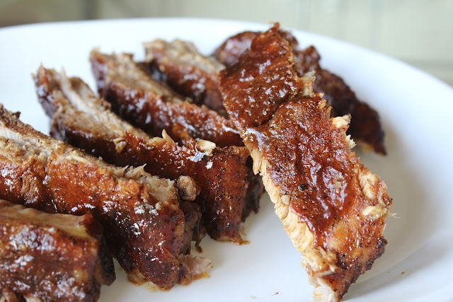 ... brown sugar and bourbon ribs recipes dishmaps brown sugar and bourbon