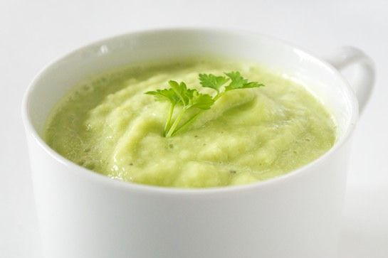 Avocado and Cucumber Chilled Soup | Healthy Nutritious Recipes | Pint ...