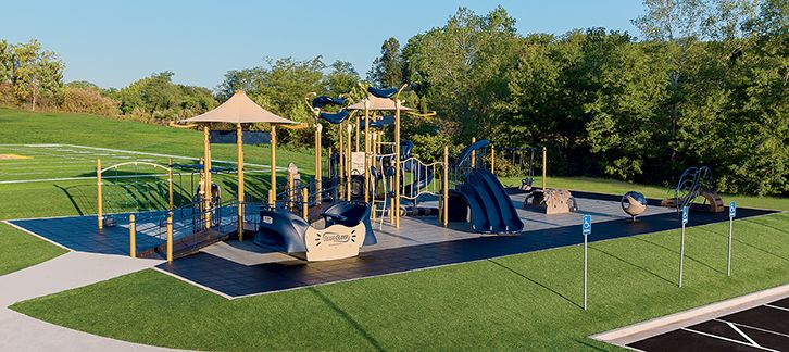 ymca challenger park kansas city mo playspace showcase
