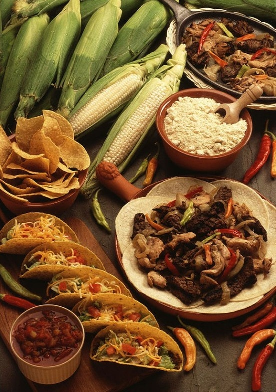 """A delicious selection of Mexican food.""   Learn more about Mexico, its business, culture and food by joining ANZMEX http://www.anzmex.org.au OR like our facebook page http://www.facebook.com/ANZMEX"