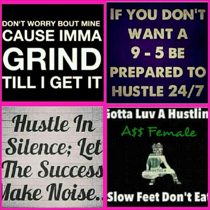 Hustle Money Quotes