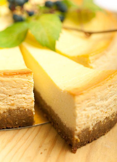Margarita cheesecake -- combining two of my favorite food groups ...