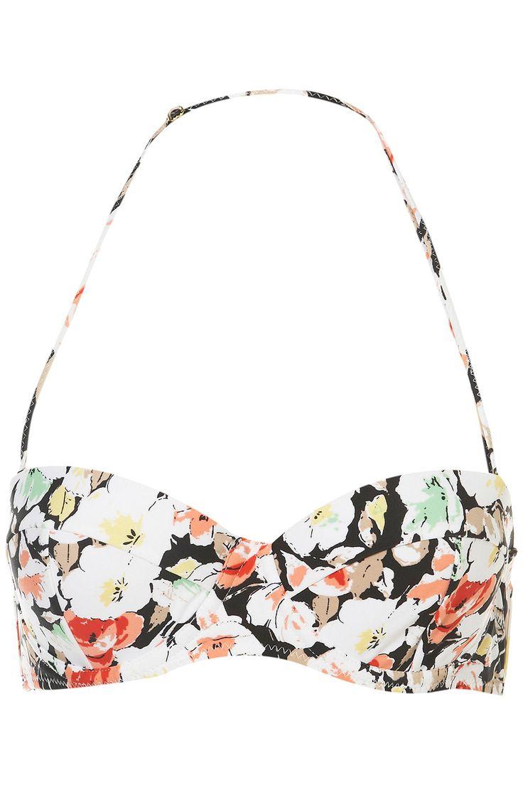 floral bikini $32