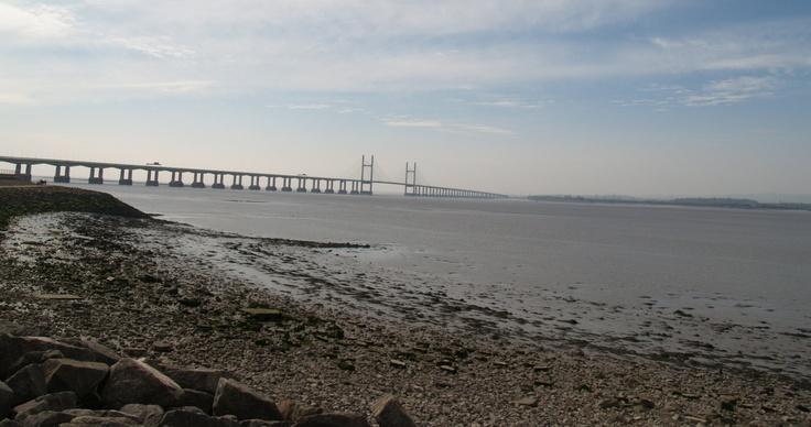 Severn bridge england